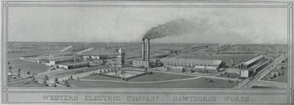 Hawthorne Works (circa 1920)