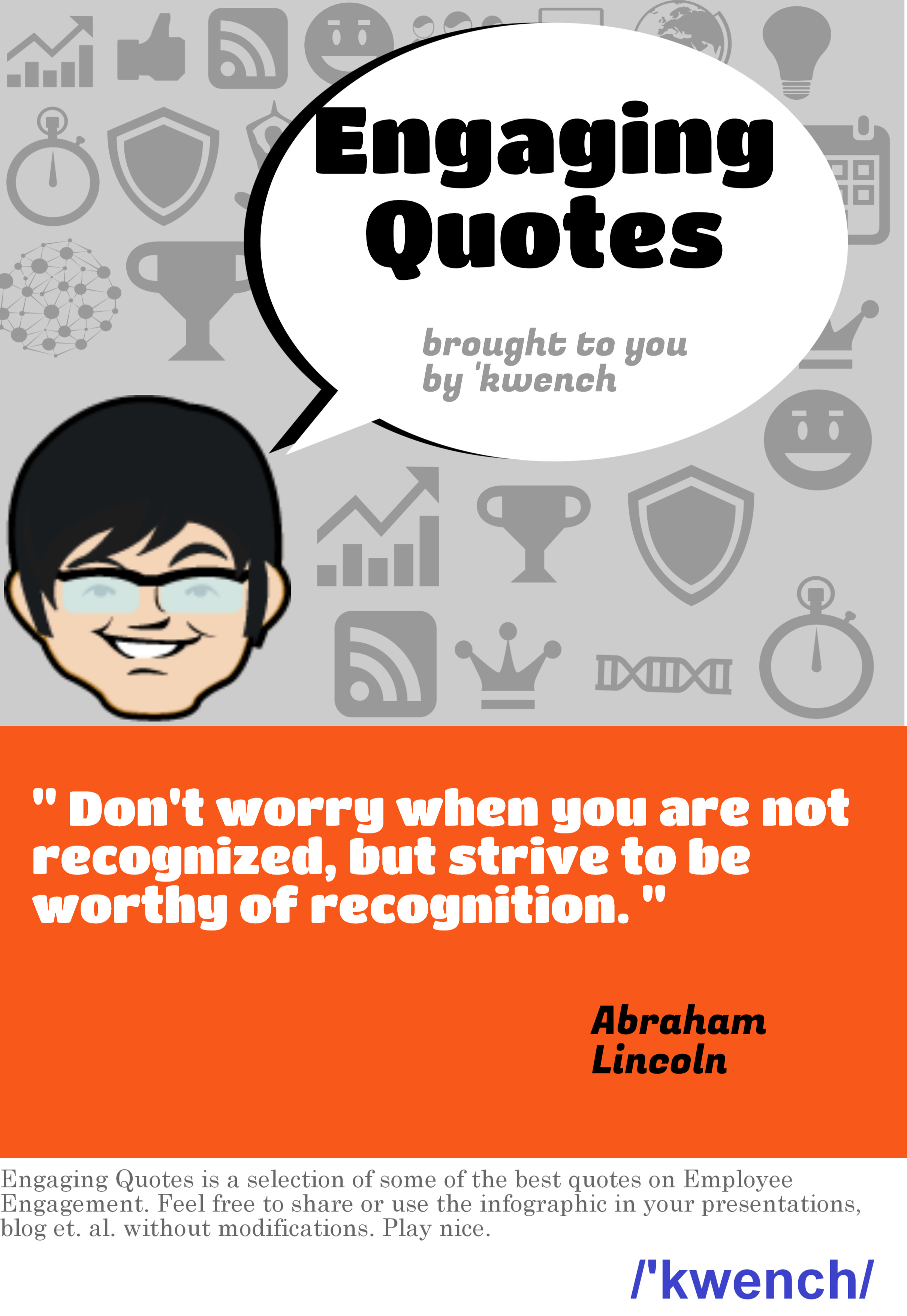 Employee Engagement Quotes Kwench  Rewards And Recognition  Page 21  Opinion Pieces On