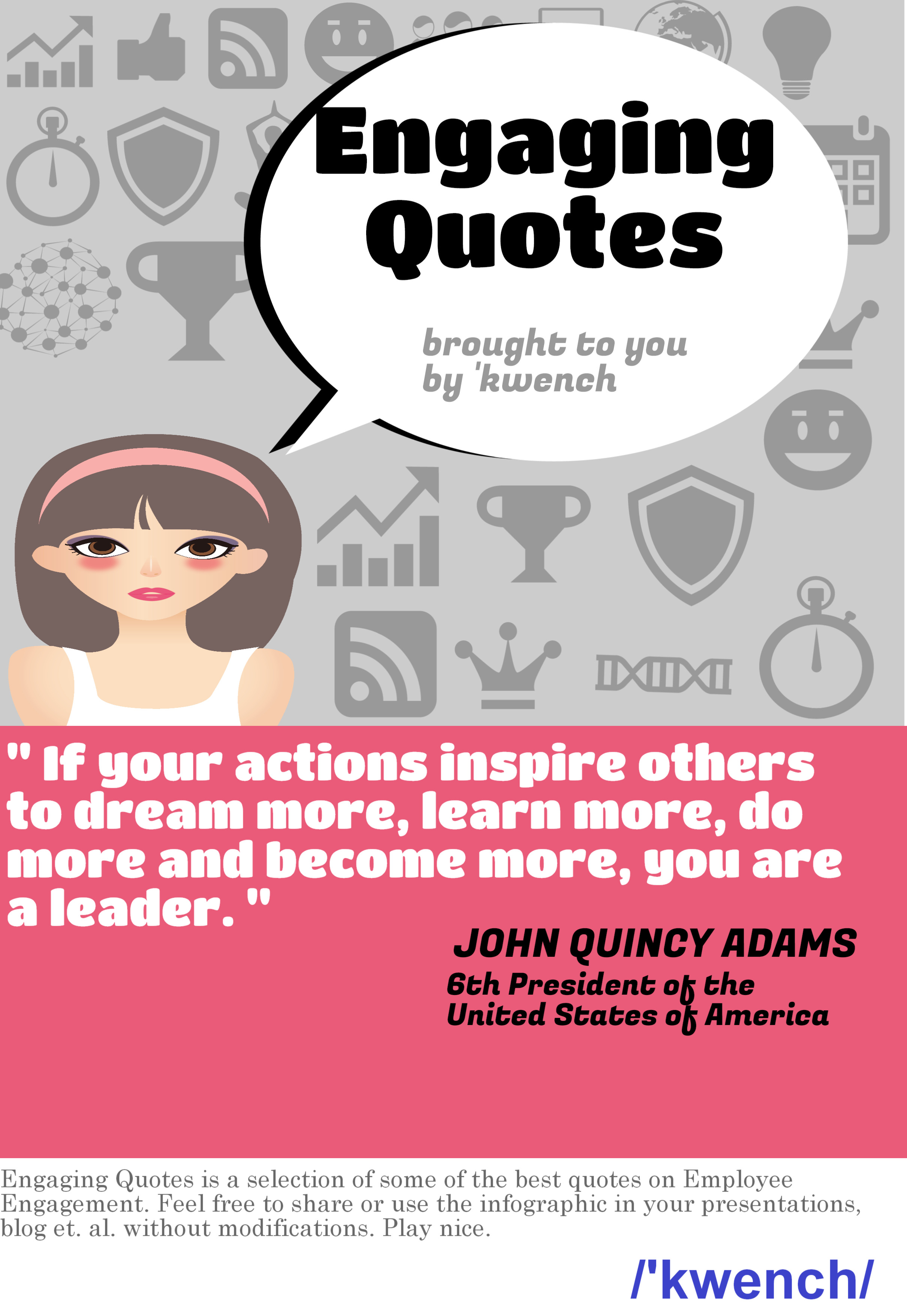 Employee Recognition Quotes Engaging Quotes Quote 14  Kwench  Rewards And Recognition